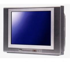 Telewizor kineskopowy płaski tvp 555