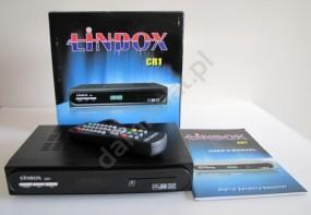 Tuner Linbox CR1 Piła Linbox cr1