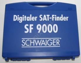 Miernik Schwaiger SF 9000 w walizce SF 9000