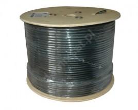 Kabel żelowany czarny Piła, 113 PE