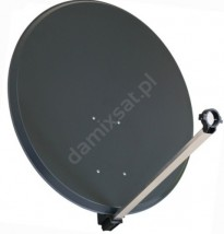 Czasza satelitarna Piła,Wroc LH 80