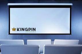 Ekran projekcyjny Kingpin Screens