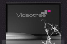 Lustrzany Telewizor 55'' Videotree VTL55OMPRO
