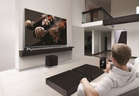 KINO DOMOWE SOUNDBAR LG BLUETOOTH WIRELESS NB5540
