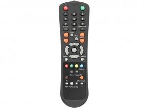 Pilot do dekodera Cyfrowy Polsat HD2000 w kolorze czarnym